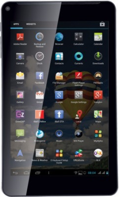 iBall Slide 3G 7345Q-800 Tablet(Grey)