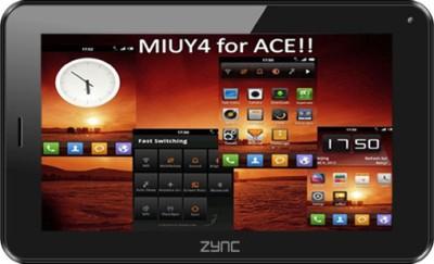 Zync Z99 Tablet(Black)