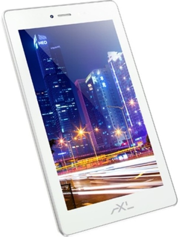 AXL 718GIA 8 GB 7 inch with Wi-Fi+3G(White)