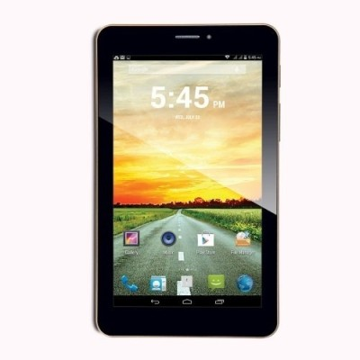 iBall Q7271-IPS20 8 GB 7 inch with Wi-Fi+3G(Gold)