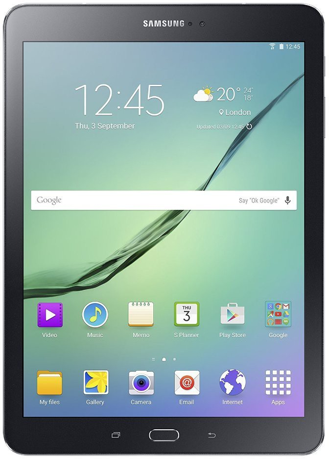 View SAMSUNG Galaxy Tab S2 32 GB 9.7 inch with Wi-Fi+4G(Black) Tablet Note Price Online(Samsung)