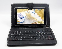 View I Kall IK2 3G Calling Tablet with Keyboard 8 GB 7 inch with Wi-Fi+3G(Black)  Price Online