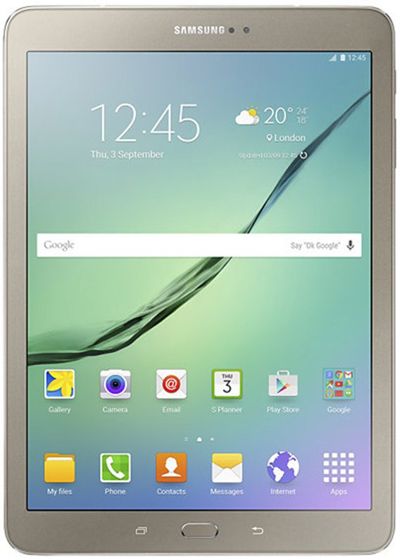 View SAMSUNG Galaxy Tab S2 32 GB 9.7 inch with Wi-Fi+4G(Gold) Tablet Note Price Online(Samsung)