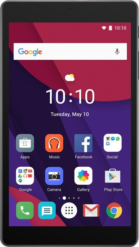 Alcatel PIXI4-7 WIFI (8063) 8 GB 7 inch with Wi-Fi Only(Smokey Grey)