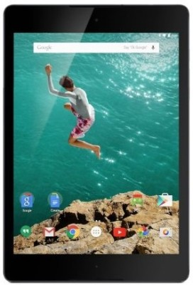 Google Nexus 9 Wifi/Cellular 32 GB Tablet 32 GB 8.9 inch with Wi-Fi+4G(Indigo Black)