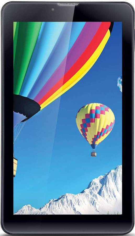 View iBall 3G i71 8 GB 7 inch with Wi-Fi+3G(Black) Tablet Note Price Online(iBall)