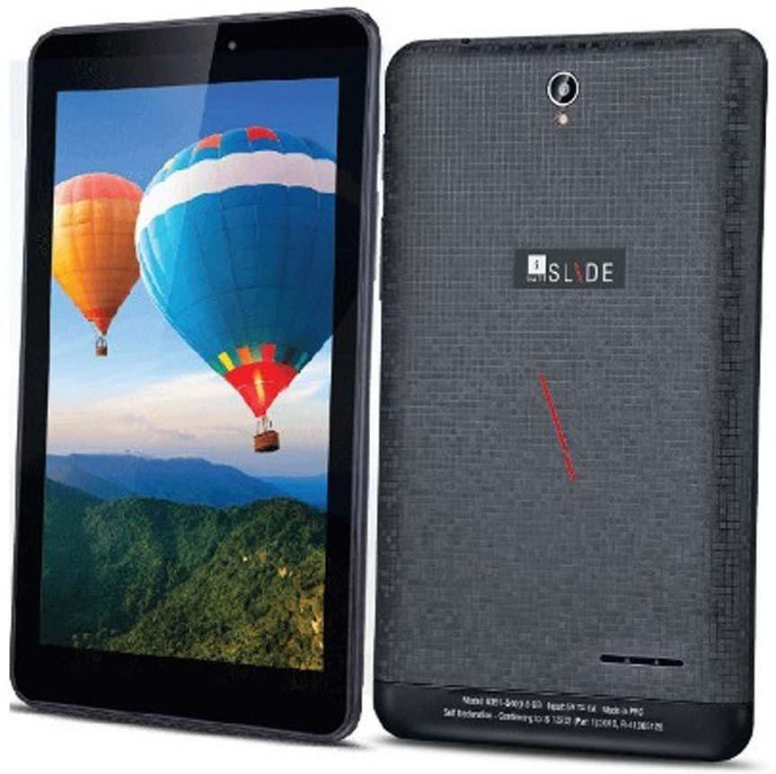 View iBall Slide 6351-Q400i Tablet 8 GB 7 inch with Wi-Fi Only(Black) Tablet Note Price Online(iBall)