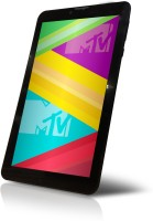 Swipe MTV Slash 4X 4 GB 7 inch with Wi-Fi 3G(Black)