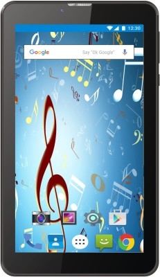 I Kall N9 8 GB 7 inch with Wi-Fi+3G(Black)