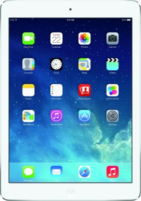 Apple 128 GB iPad Air with Wi-Fi + Cellular