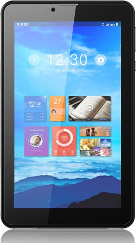 View Smart Tab SQ718 8 GB 7 inch with Wi-Fi+3G(Black) Tablet Note Price Online(Smart)