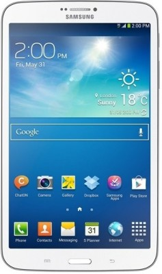 Samsung Galaxy Tab 3 T311 Tablet(White) White