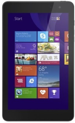 Dell Venue 8 Pro 32 GB 8.0 inch with Wi-Fi Only
