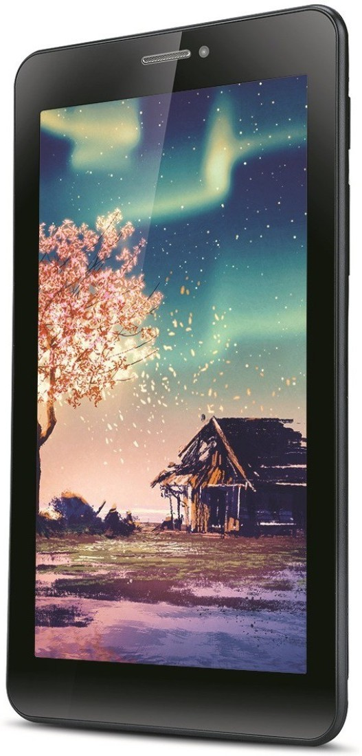 View iBall Q45i 16 GB 7 inch with 3G(Metallic Grey) Tablet Note Price Online(iBall)