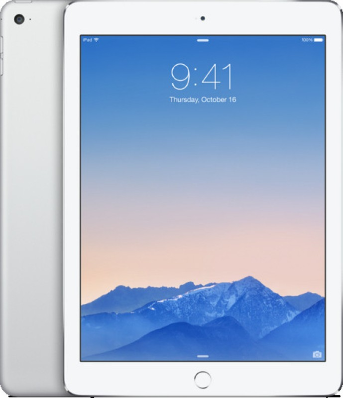 Apple iPad Air 2 MGH72HN/A 16 GB 9.7 inch with Wi-Fi+3G
