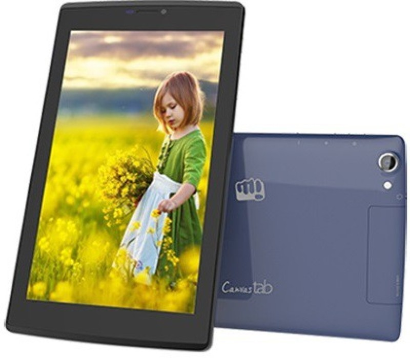 Micromax P480 tablet 8 GB 7 inch with Wi-Fi+2G