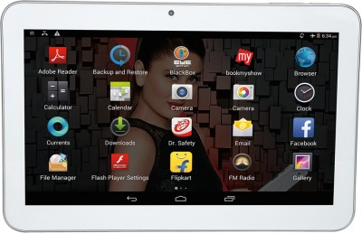Iball 1026-Q18 8 GB 10 inch with Wi-Fi+3G