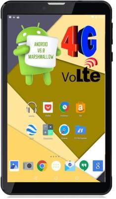 I Kall N4 16 GB 7 inch with Wi-Fi+4G(Black)