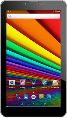 I Kall N1 Dual Sim 3G Calling Tablet 4 GB 7 inch with 3G(White)