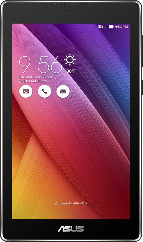 Asus Zenpad Z170MG-1A035A 8 GB 7 Inch with Wi-Fi+3G(Black)