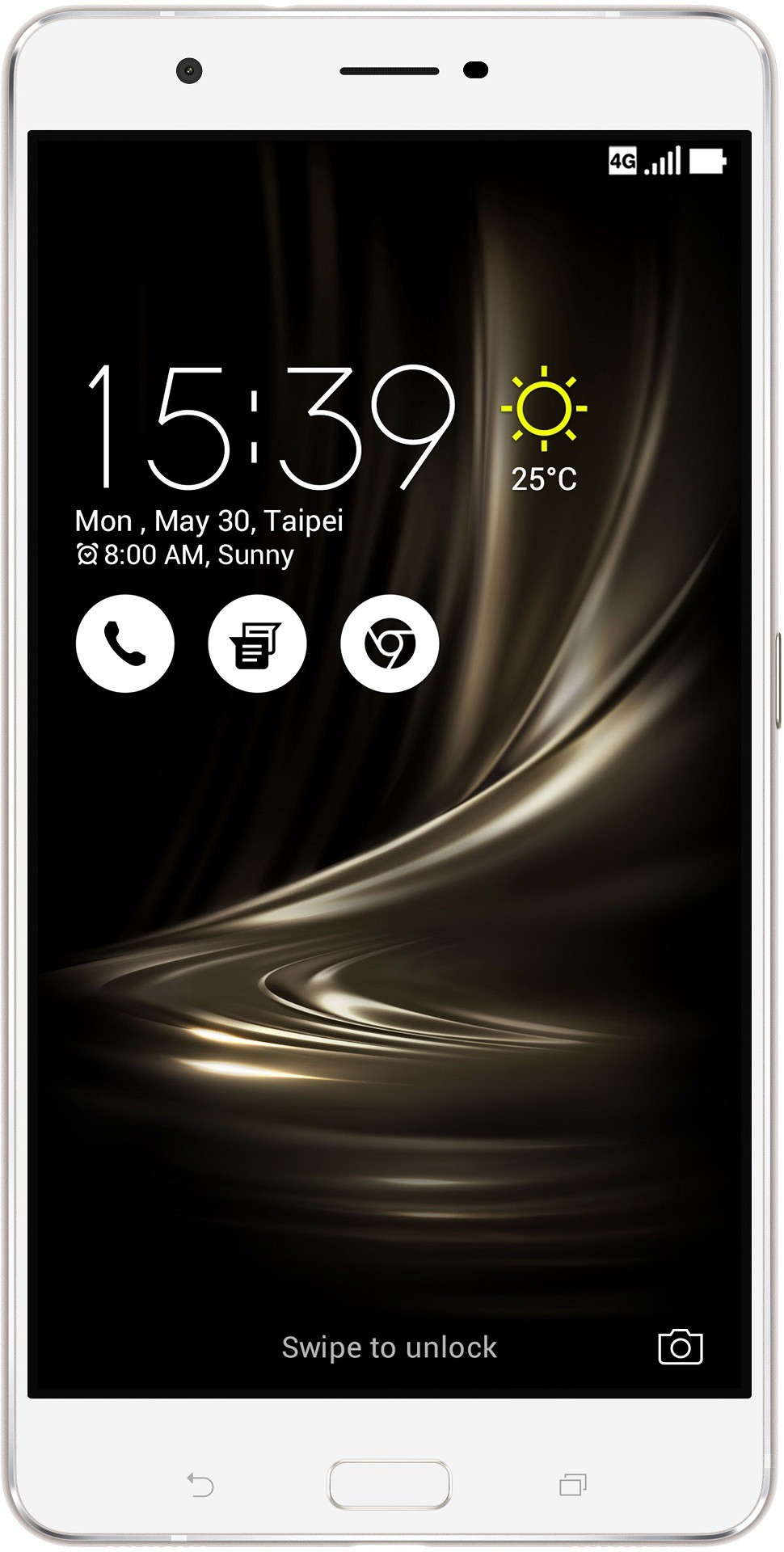 View Asus ZenFone 3 Ultra 64 GB 6.8 inch with Wi-Fi+4G(Glacier Silver) Tablet Note Price Online(Asus)