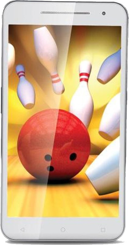 iBall 3G Cuddle A4 2GB 16 GB 6.95 cm with 3G(White)