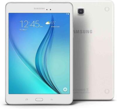 SAMSUNG Galaxy Tab A T355Y 16 GB 8 inch with Wi-Fi+4G(Sandy White)