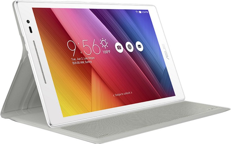 View Asus ZenPad 7.0 16 GB 7 Inch with Wi-Fi+3G(Metallic) Tablet Note Price Online(Asus)