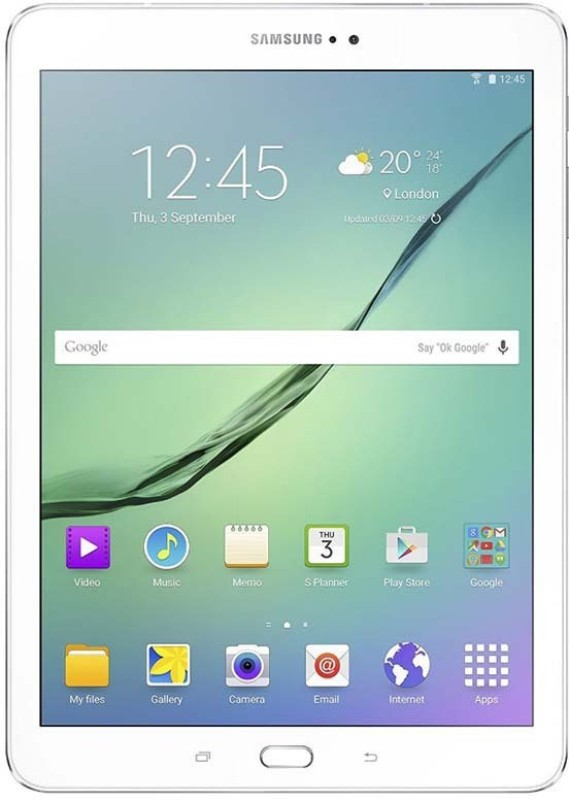 Samsung Galaxy Tab S2 32 GB 9.7 inch with Wi-Fi+4G(White)
