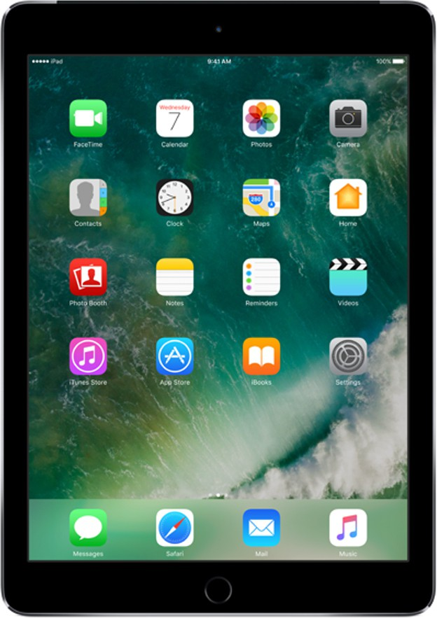View Apple Air 2 32 GB 9.7 inch with Wi-Fi+4G(Space Grey) Tablet Note Price Online(Apple)