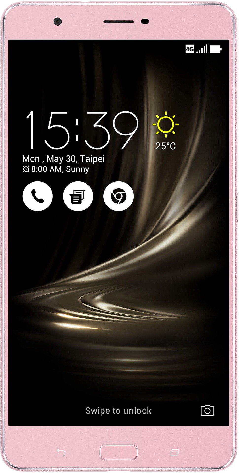View Asus ZenFone 3 Ultra 64 GB 6.8 inch with Wi-Fi+4G(Rose Gold) Tablet Note Price Online(Asus)