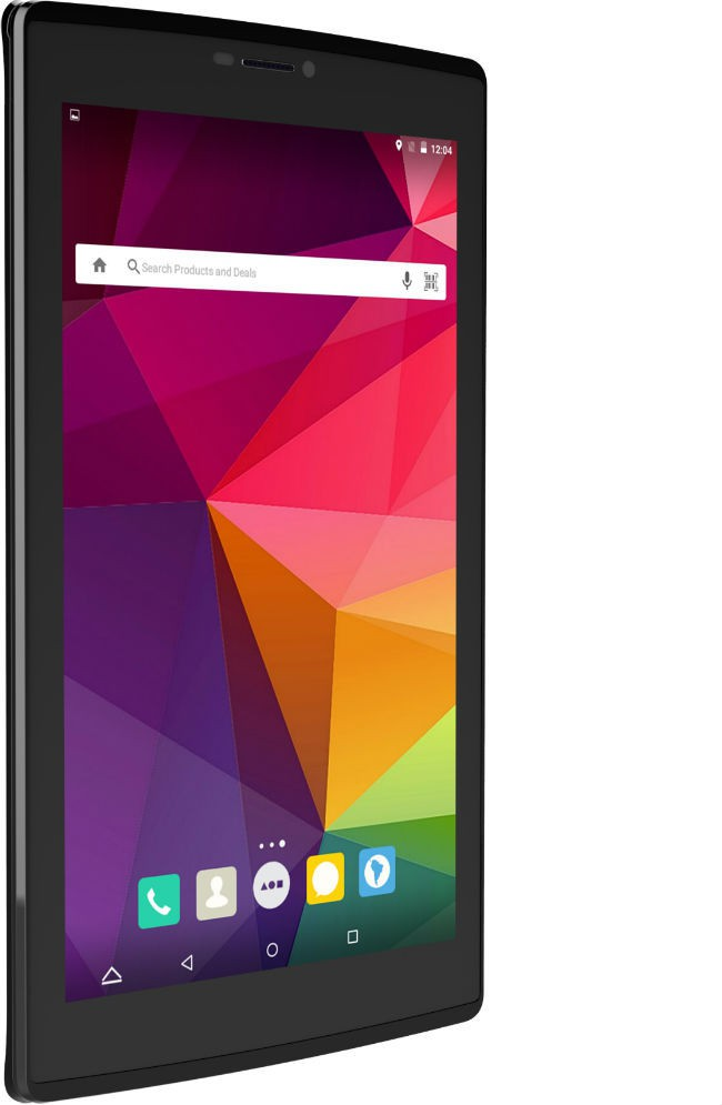 View Micromax Canvas Tab P702 16 GB 7 inch with Wi-Fi+4G(Black) Tablet Note Price Online(Micromax)
