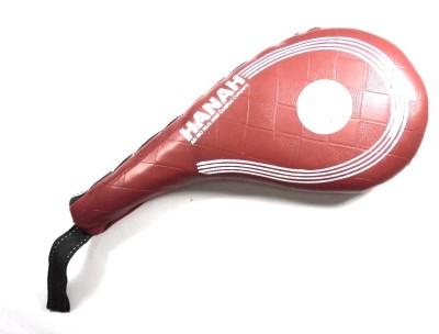 hanah red Taekwondo Racket(1)