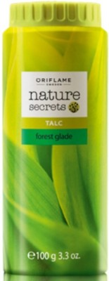 Oriflame Nature Secrets Talc Forest Glade 100g(pack of 2)