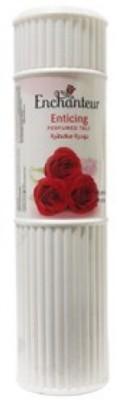 Enchanteur Enticing Perfumed Talc (Made In Malaysia) - Red Rose
