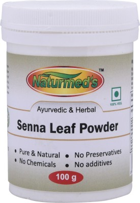 Naturmeds Senna Leaf Powder (100 GRMS) JAR