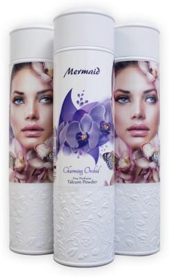 Mermaid Charming Orchid Fine Perfume Talcum