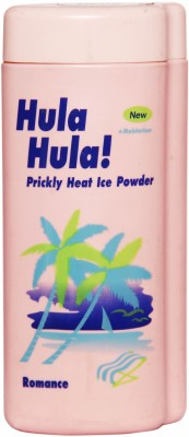 Hula Hula prickly heat ice powder Romance