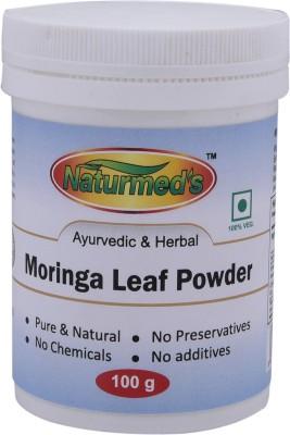 Naturmeds Moringa Leaf Powder(100 GMS) JAR