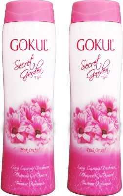 Gokul Secret Garden Talc