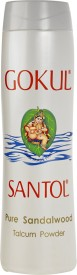 Gokul Pure Sandalwood Talcum Powder