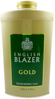 English Blazer Talcum Powder
