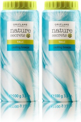 Oriflame Sweden Nature Secrets Talc Cooling Breeze(200 g)