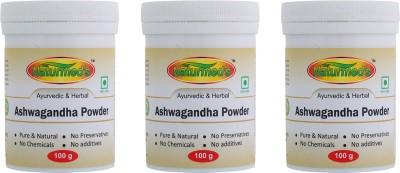 Naturmeds Ashwagandha Powder Pack of 3