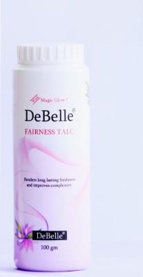 DeBelle 100g Fairness Talc