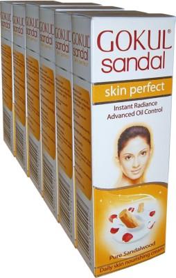Gokul Sandalwood Face Cream 6