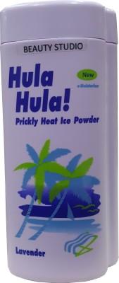 beauty studio HULA HULA Lavender Prickly Heat Ice Powder