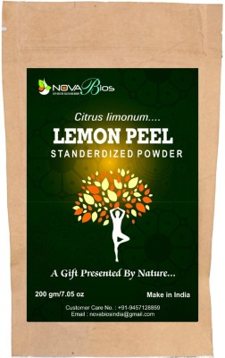 Nova Bios Lemon Peel Powder