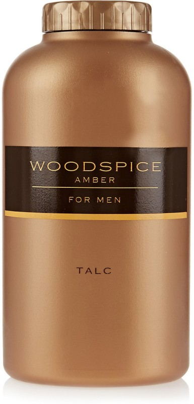 Woodspice M&S Amber Talc For Men(200 g)