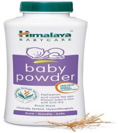 Himalaya New Baby Powder (White)(200 g)
